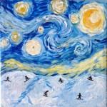 Starry Skiers