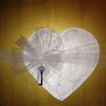 glod heart